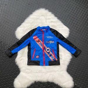 Disney Lightning McQueen zip up jacket